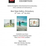 Bear Steps Exhibition