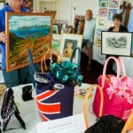 Clevedon Artists Exhibition Article - Weston Mercury